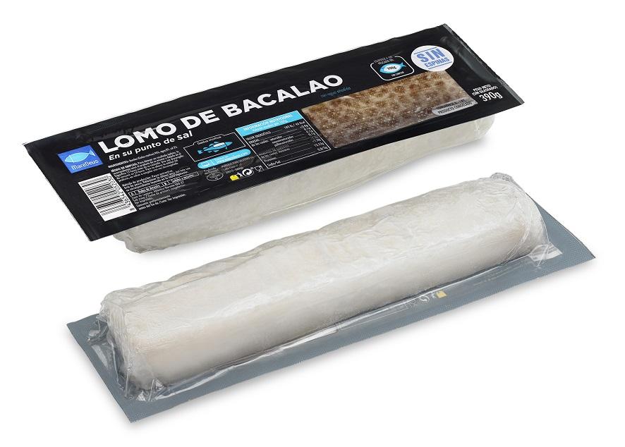Lomo de bacalao maredeus food solutions especialistas - Cocinar bacalao congelado ...