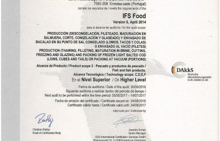 certificado IFS_2016